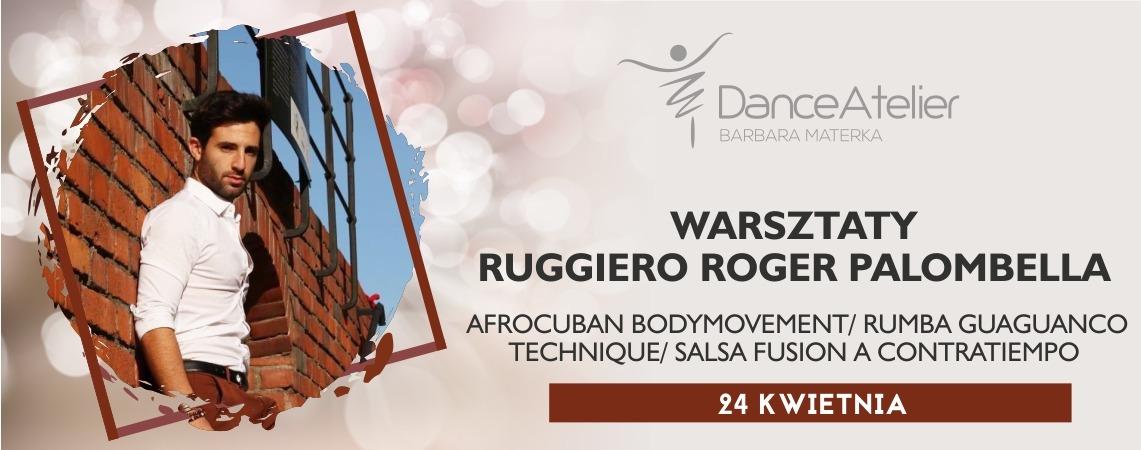 """Ruggiero """"Roger"""" Palombella! /24.04.21/"""