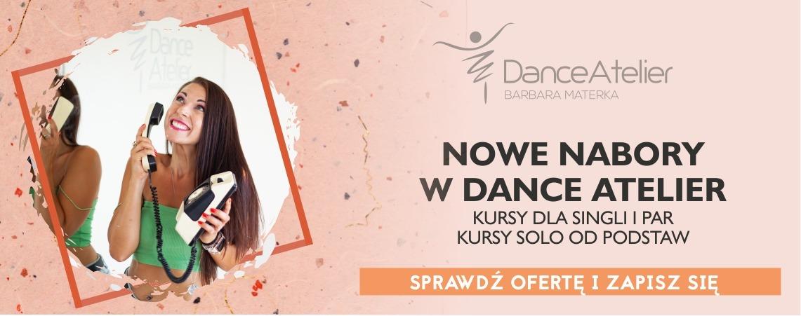 NOWE NABORY W DANCE ATELIER!
