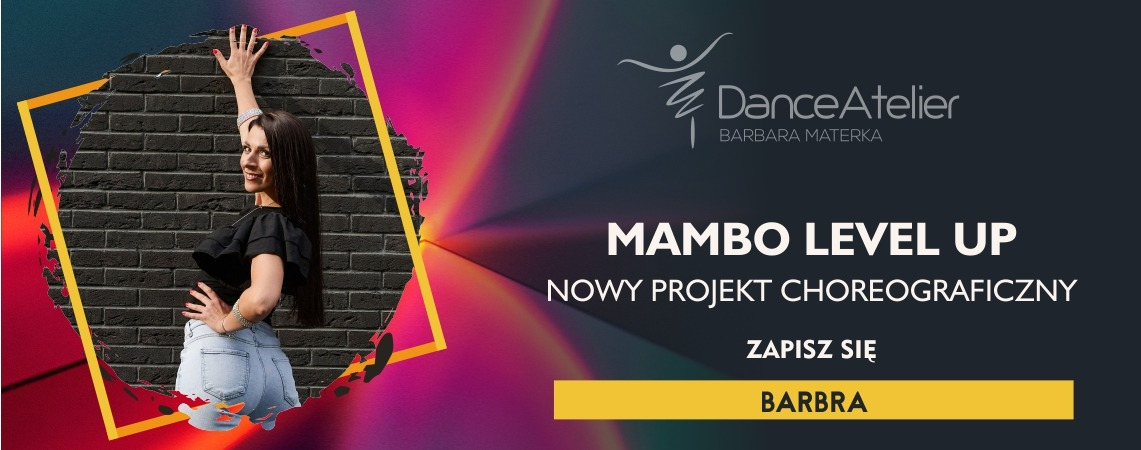 Mambo Level Up Project by Barbra