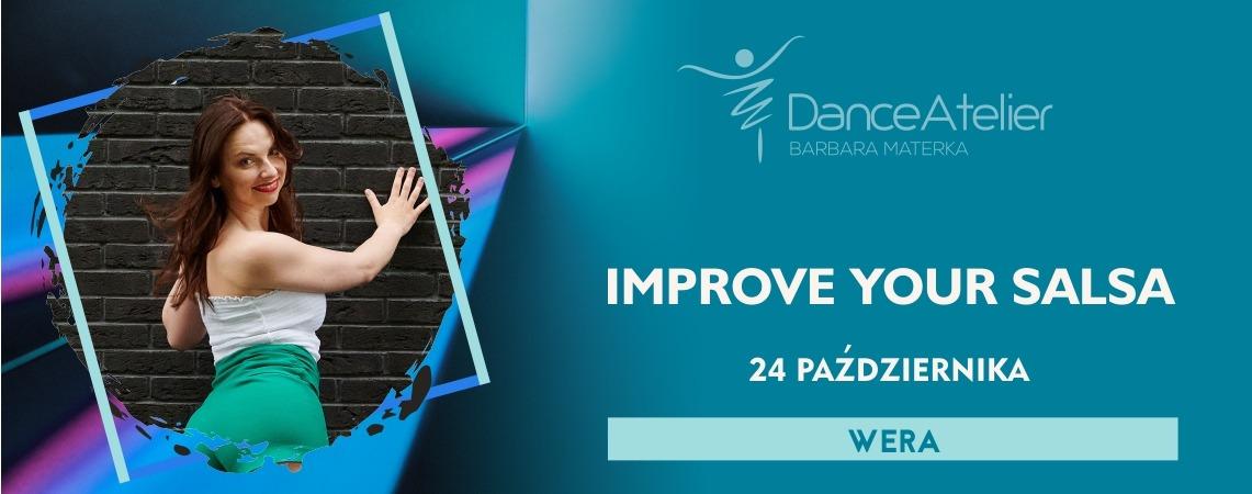 Improve Your Salsa z Werą! /24.10.21/
