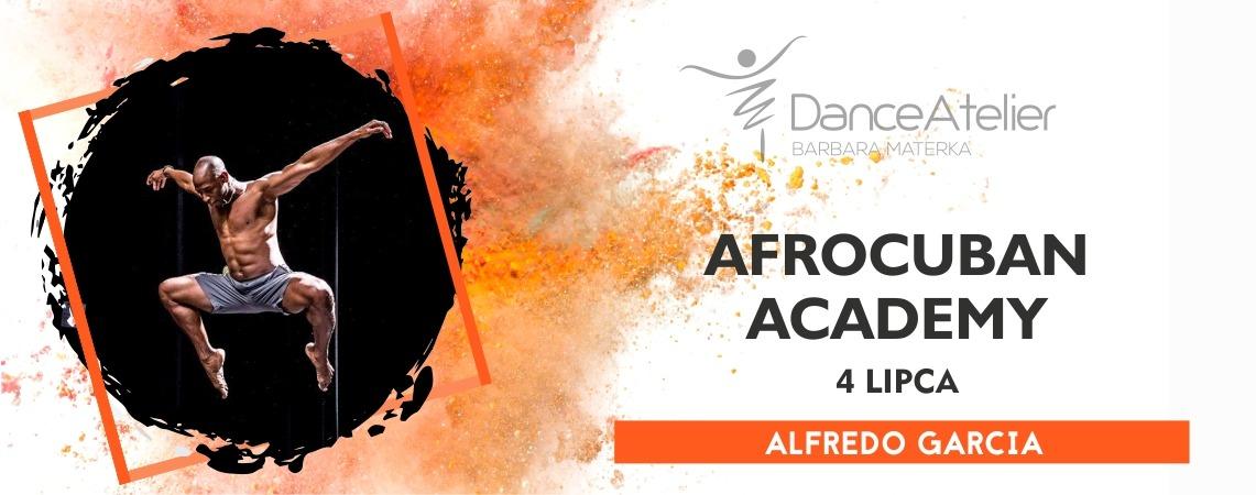 Afrocuban Academy z Alfredo Garcia / 04.07.21