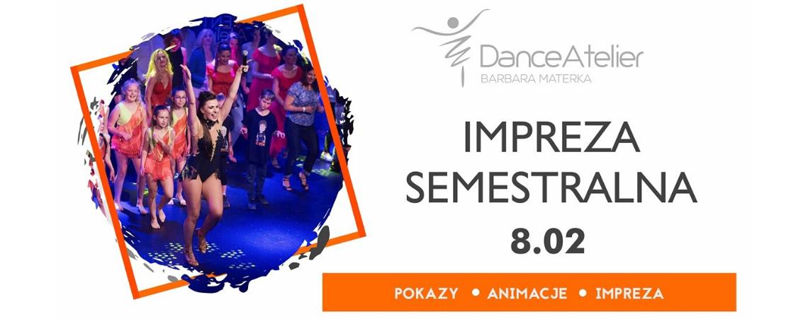 Impreza Semestralna Dance Atelier 2019/2020